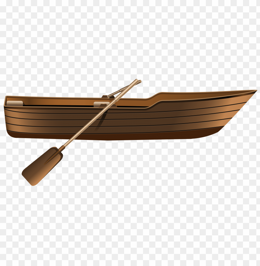 Download Wooden Boat Clipart Png Photo Toppng