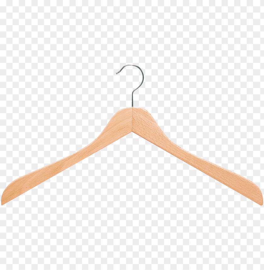 free PNG wooden hanger png - wooden coat hanger PNG image with transparent background PNG images transparent