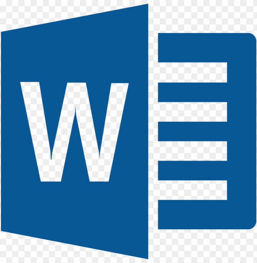 word-icon - microsoft word .ico PNG image with transparent ...