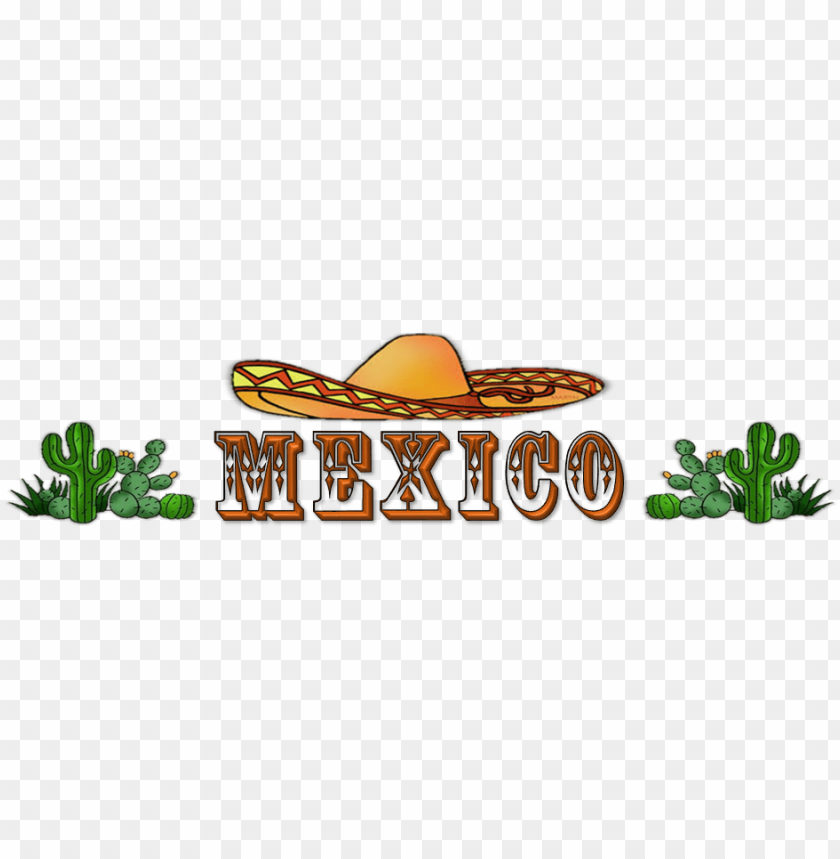 free PNG word mexico clipart - mexico word PNG image with transparent background PNG images transparent