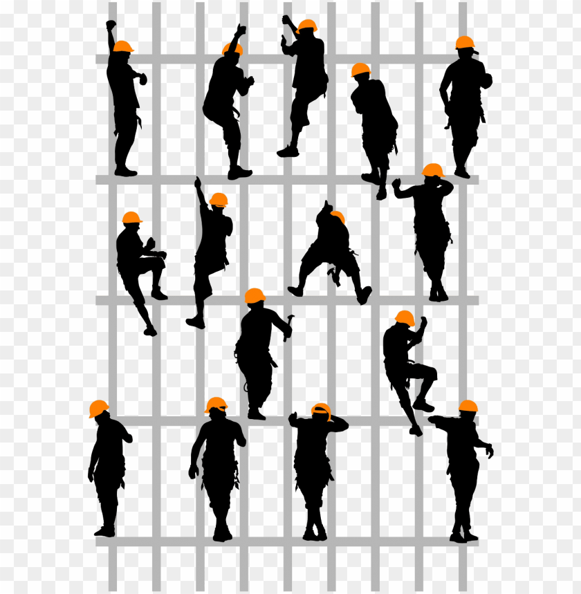 free PNG workers - construction worker silhouette PNG image with transparent background PNG images transparent