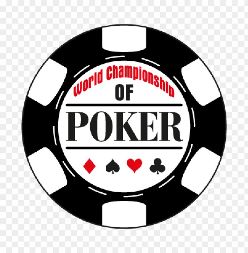 World Championship Of Poker Vector Logo Free Toppng