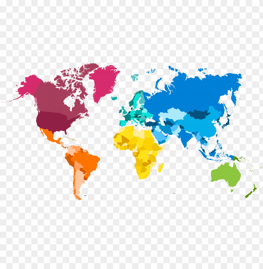 free PNG world map png background image - world PNG image with transparent background PNG images transparent