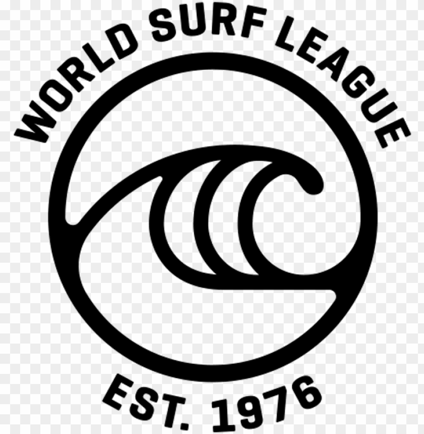 free PNG world surf league has new logo and new longboard tour - world surf league logo PNG image with transparent background PNG images transparent