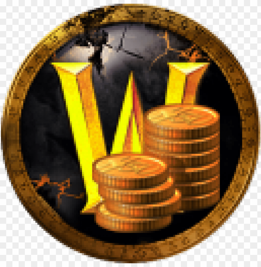 free PNG wow gold icon - world of warcraft gold icon png - Free PNG Images PNG images transparent