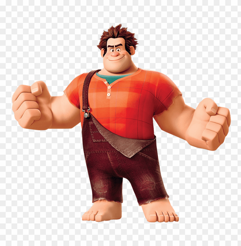 free PNG Download wreck it ralph clipart png photo   PNG images transparent