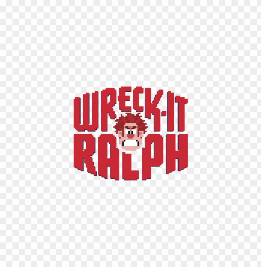 free PNG Download wreck-it ralph logo clipart png photo   PNG images transparent