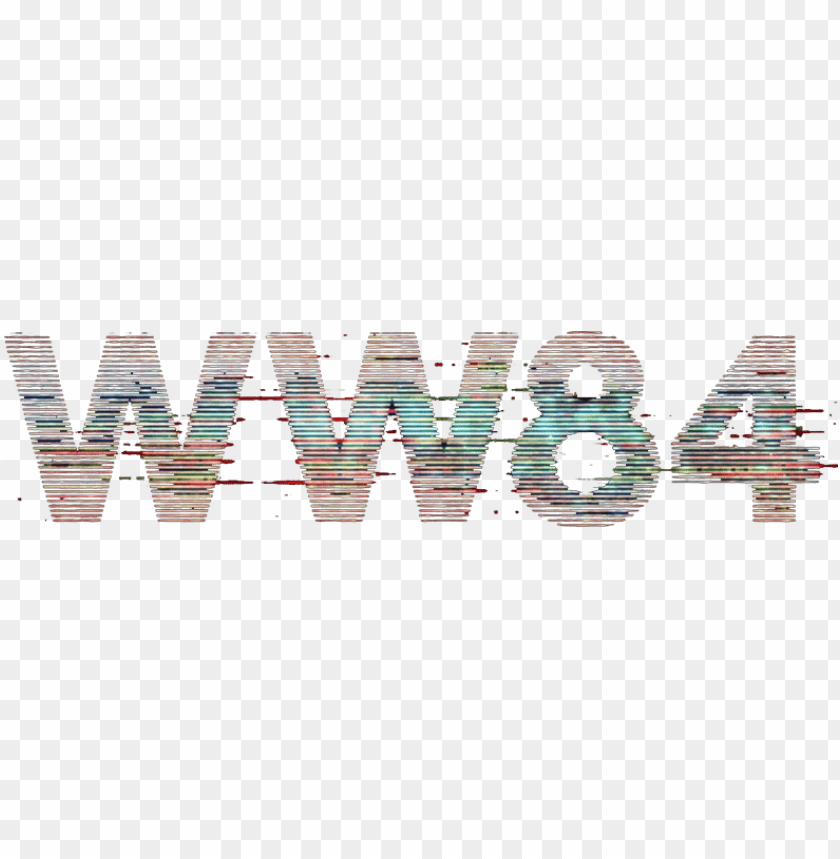 Ww84logo Wonder Woman 1984 Logo Png Image With Transparent Background Toppng
