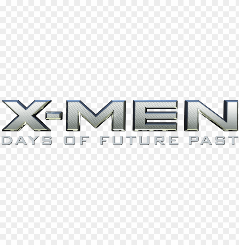 free PNG x men days of future past logo - x men days of future past title PNG image with transparent background PNG images transparent