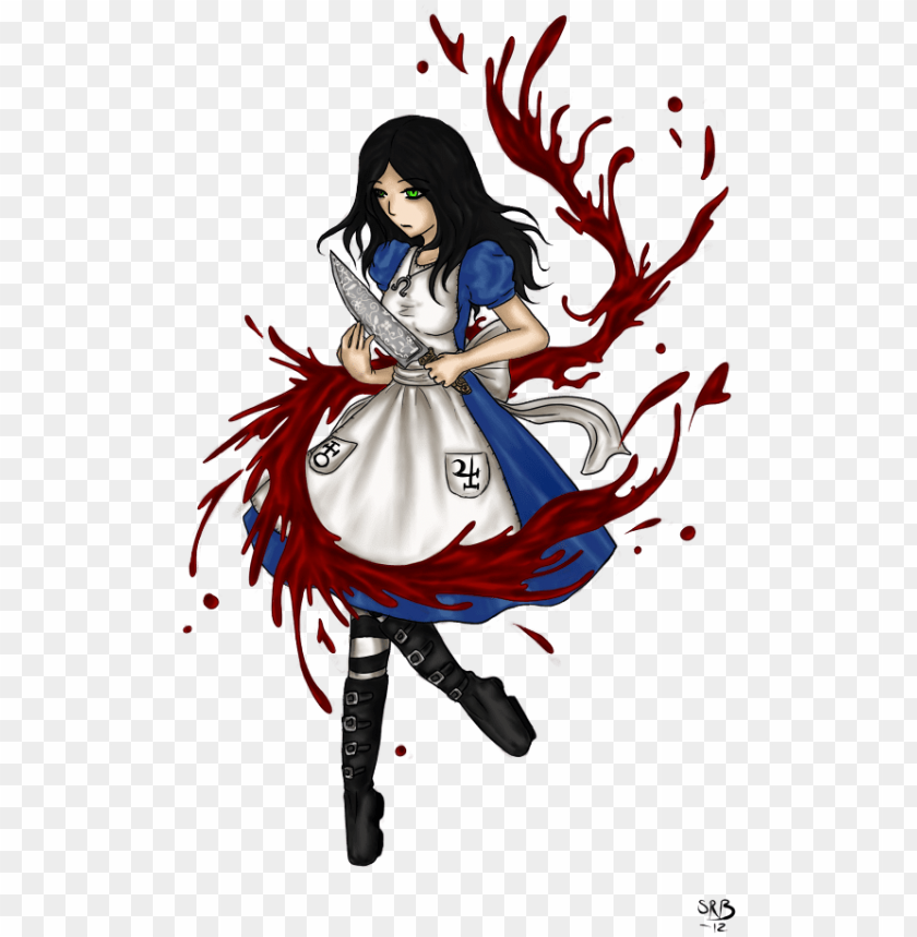 free PNG xd alice madness returns, pastas, alice in wonderland, - alice liddell creepypasta chibi PNG image with transparent background PNG images transparent