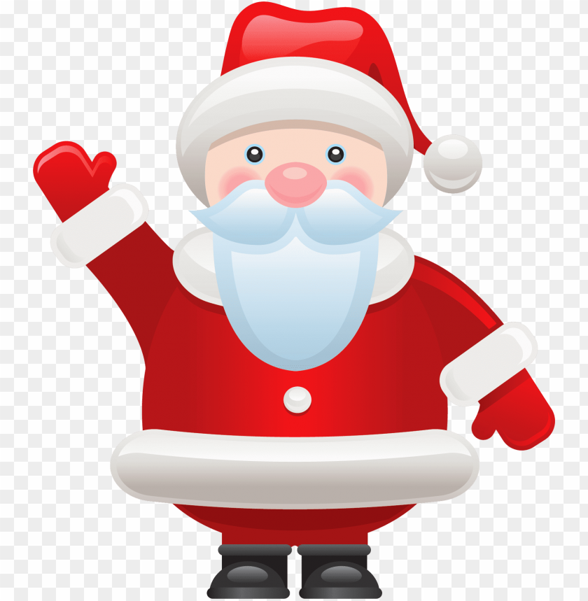 free PNG xmas stuff for christmas santa claus clip art - santa claus gif PNG image with transparent background PNG images transparent