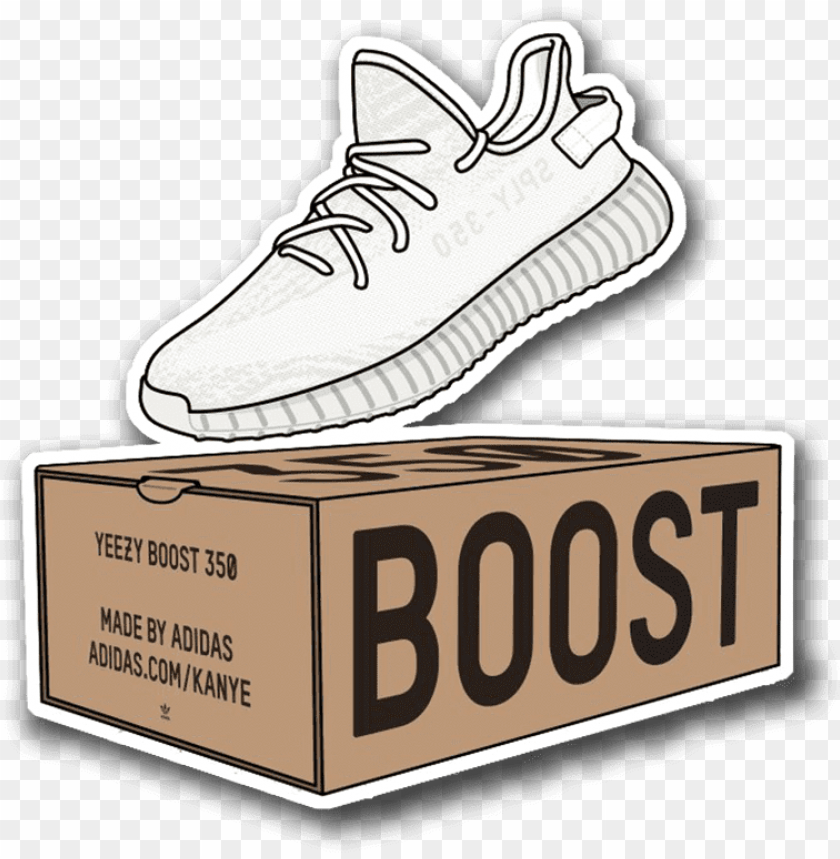 Enfatizar Delicioso Donación  yeezy boost cream white - transparent yeezy 350 PNG image with transparent  background | TOPpng