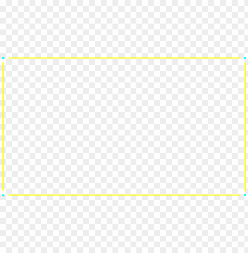 free PNG yellow border frame transparent background - yellow border transparent background PNG image with transparent background PNG images transparent