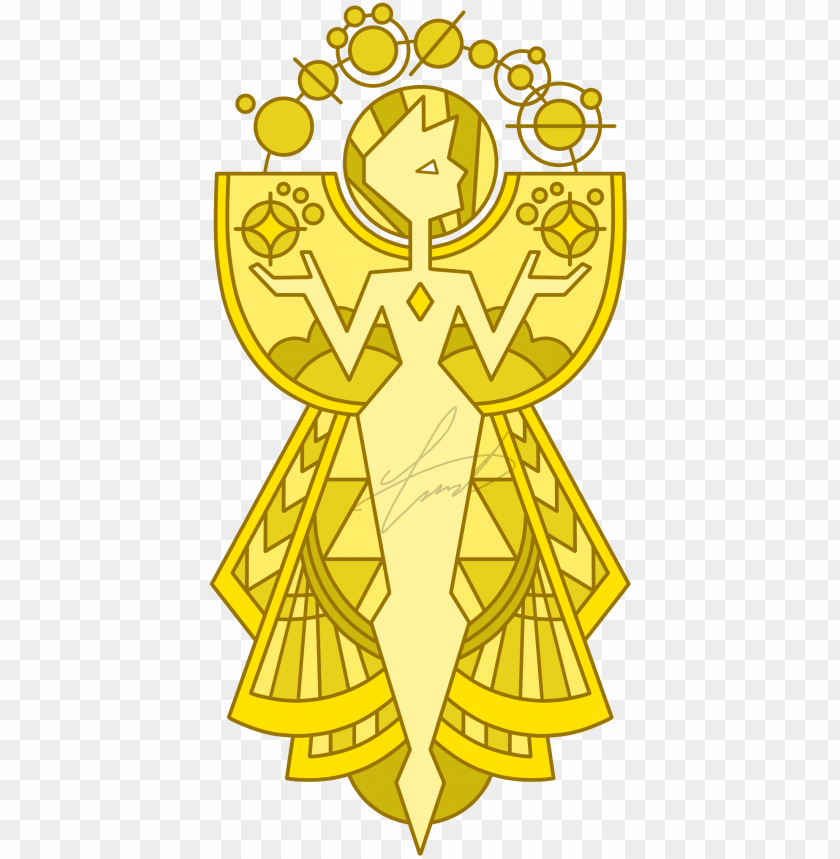 free PNG yellow diamond steven universe roleplay wiki fandom - yellow diamond steven universe diamond murals PNG image with transparent background PNG images transparent