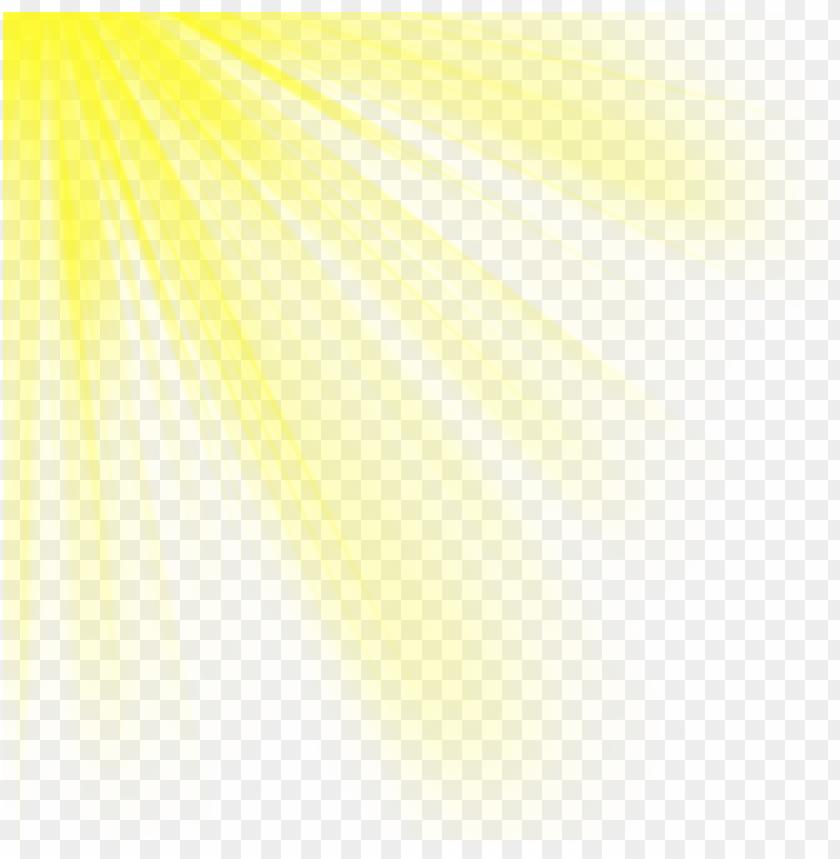free PNG yellow light effect - efecto de luz amarilla PNG image with transparent background PNG images transparent