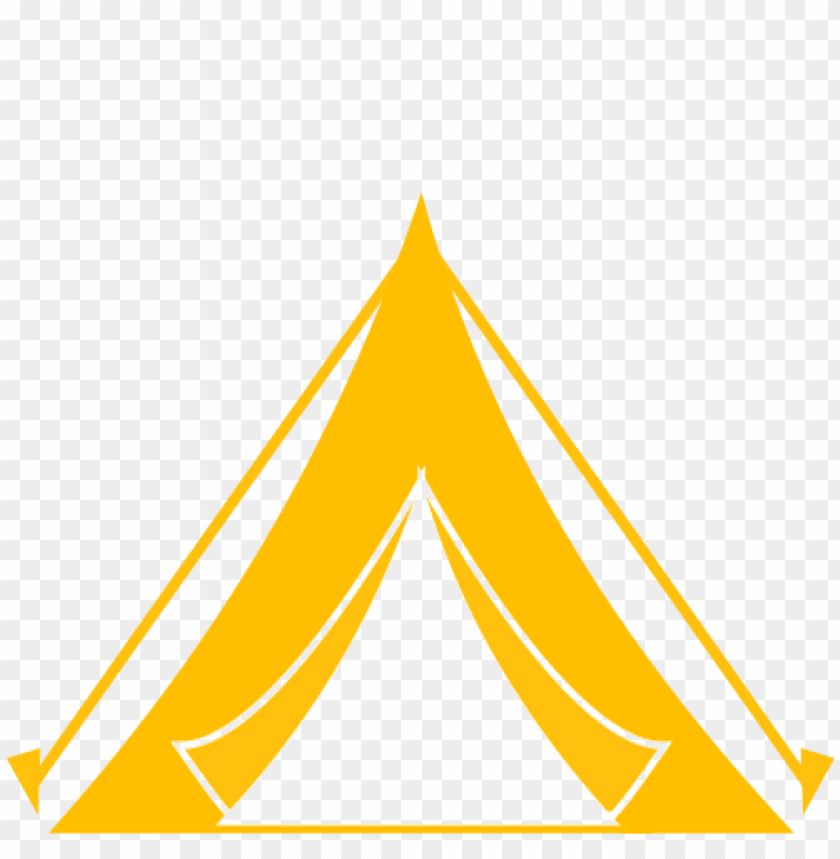 free PNG Download yellow tent clipart png photo   PNG images transparent
