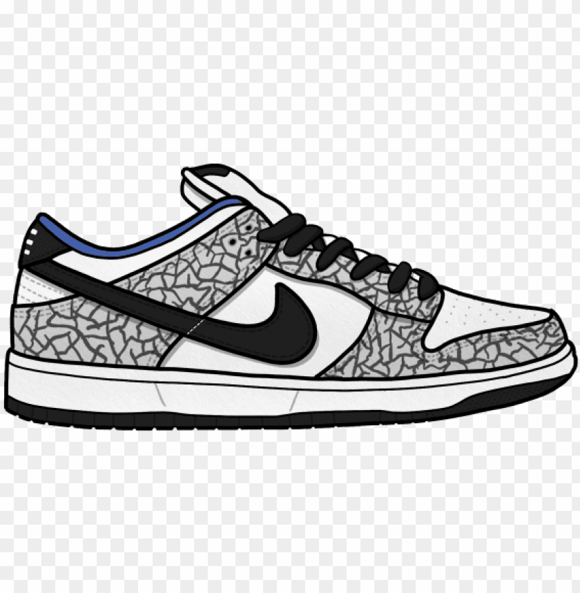 free PNG ym shoes clipart kobe shoe - nike shoes illustration PNG image with transparent background PNG images transparent