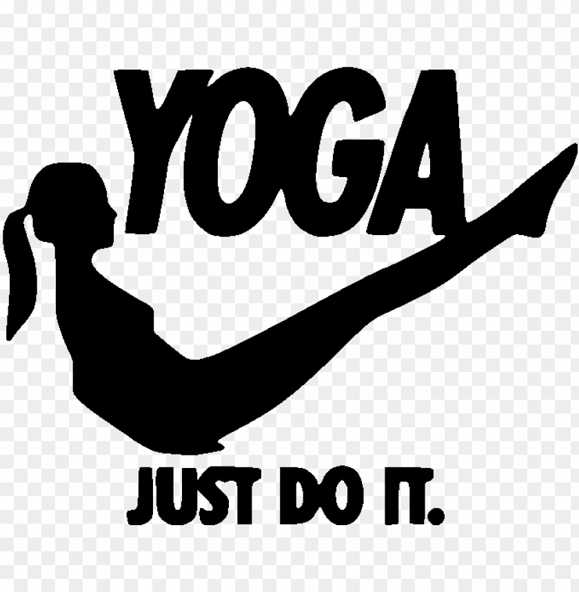 free PNG yoga just do it file size - yoga just do PNG image with transparent background PNG images transparent