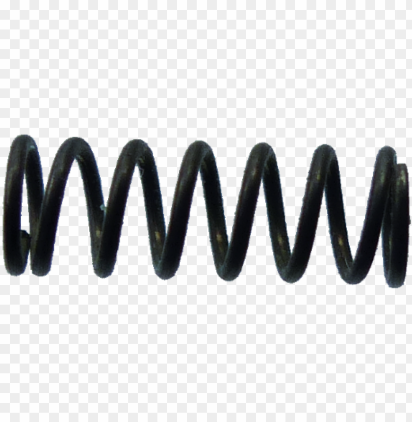 free PNG yoke rod buffer spring - oval PNG image with transparent background PNG images transparent