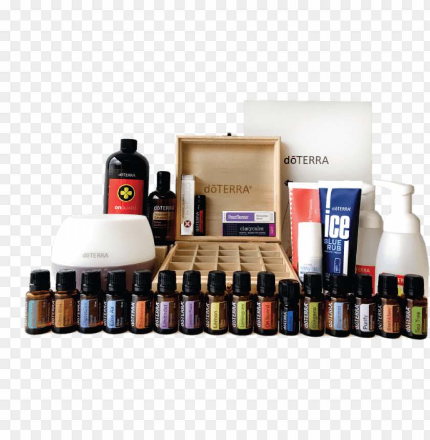 free PNG your nature's solution kit contains - nature's solutions kit doterra PNG image with transparent background PNG images transparent