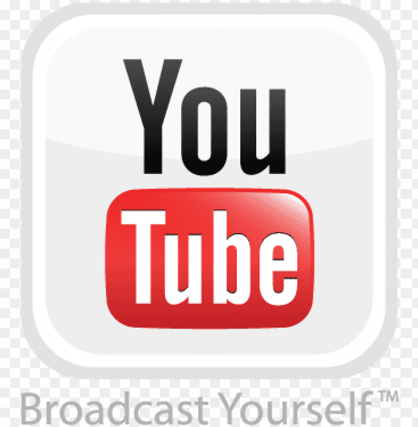 youtube button vector - youtube vector free download PNG image with transparent background@toppng.com