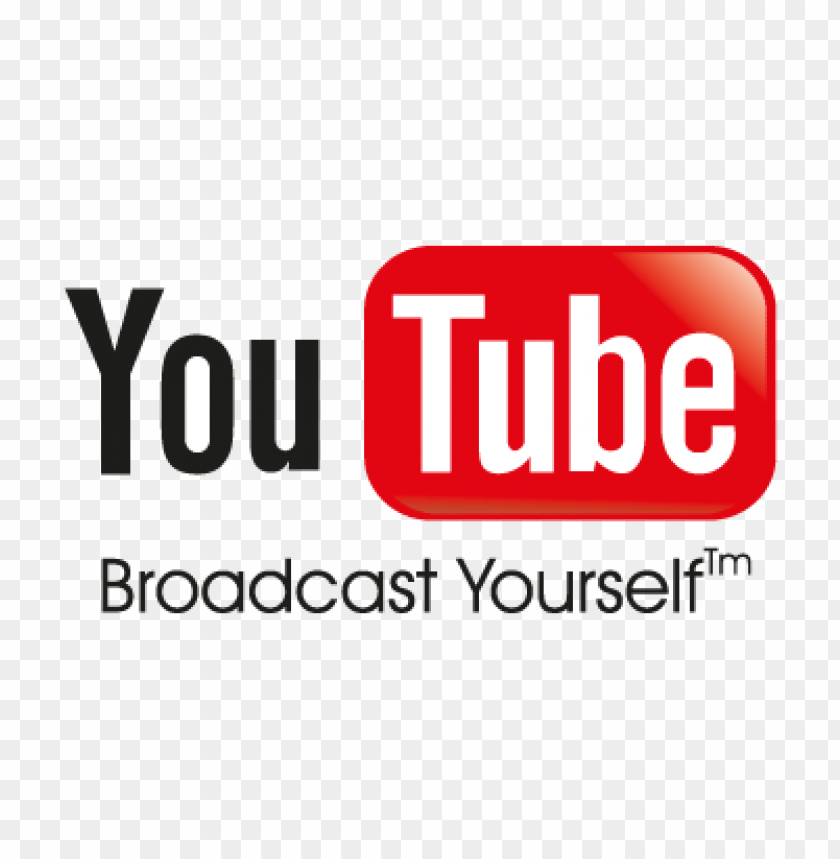 Youtube Eps Version Vector Logo Free Download Toppng