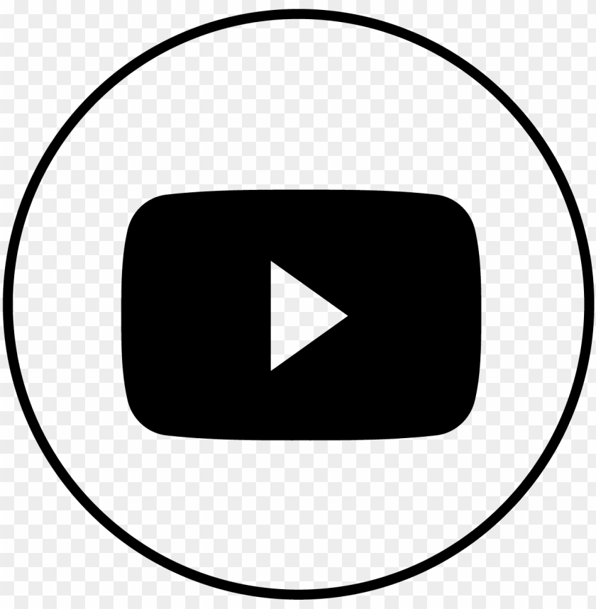youtube icon - youtube icon logo white transparent png - Free PNG Images@toppng.com