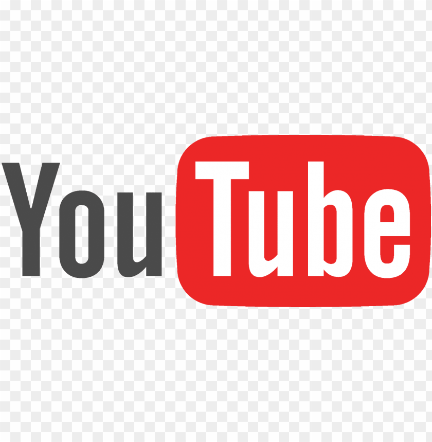free PNG youtube logo 2014 PNG image with transparent background PNG images transparent