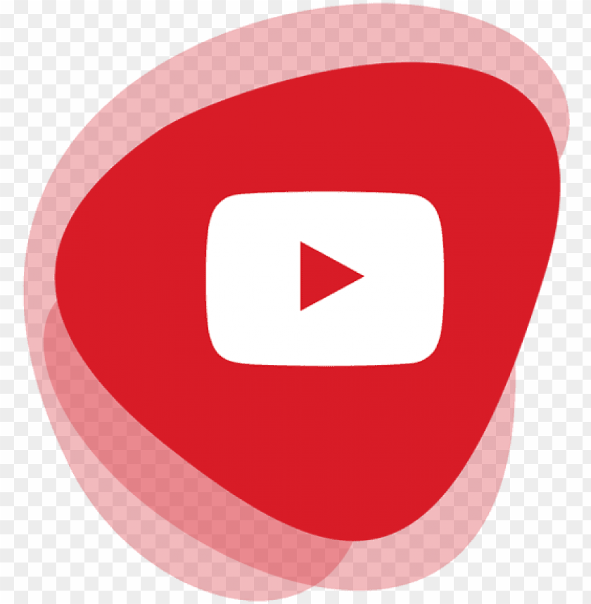 Youtube Logo Icon Social Media Icon Png And Vector