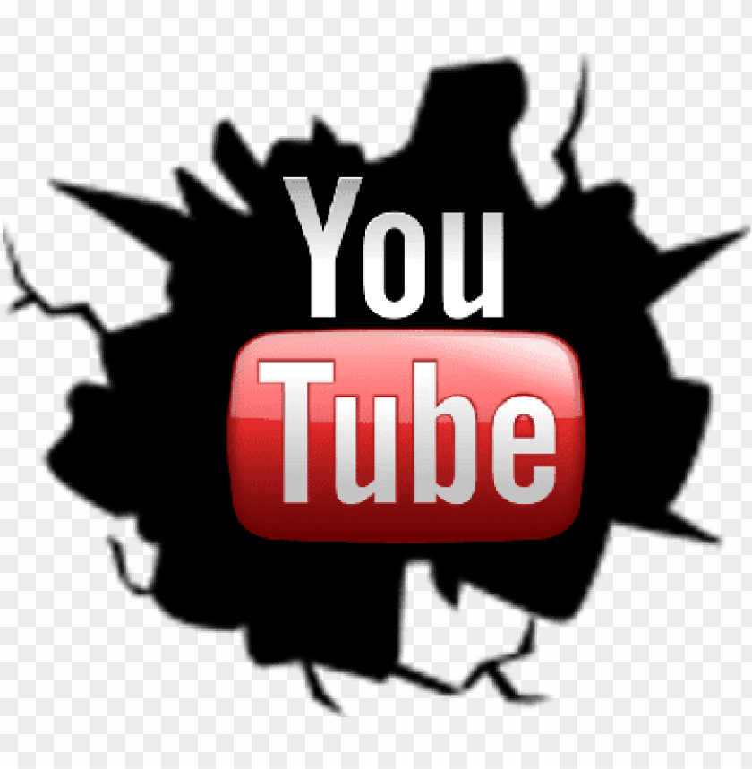 free PNG youtube logo png - logo de youtube animado PNG image with transparent background PNG images transparent