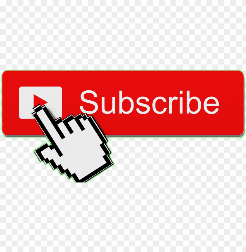 Youtube Subscribe Button Png File Icon Subscribe Youtube Png Image With Transparent Background Toppng