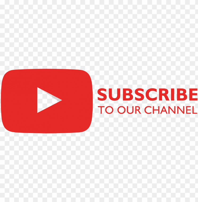free PNG youtube subscribe buttontransparent - transparent background youtube logo png - Free PNG Images PNG images transparent