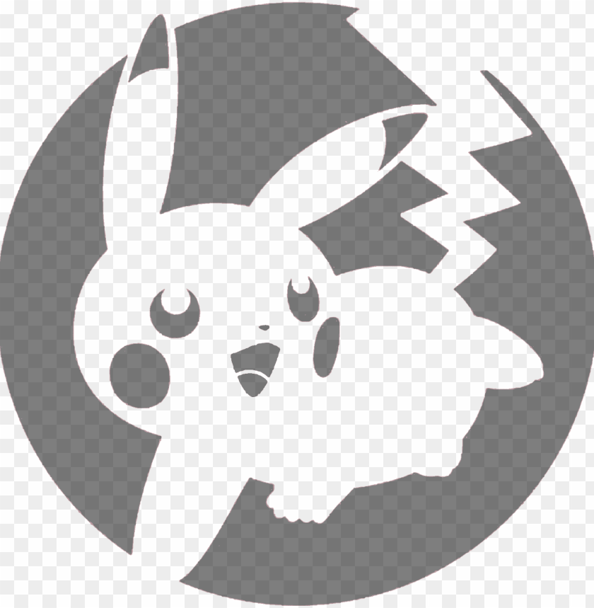 free PNG yummy pikachu pokemon stencil for cakes 1,564×1,600 - easy pokemon pumpkin stencil PNG image with transparent background PNG images transparent
