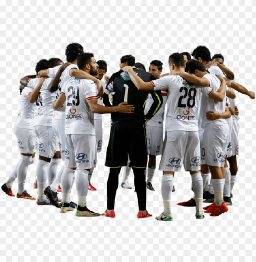 free PNG Download zamalek players png images background PNG images transparent