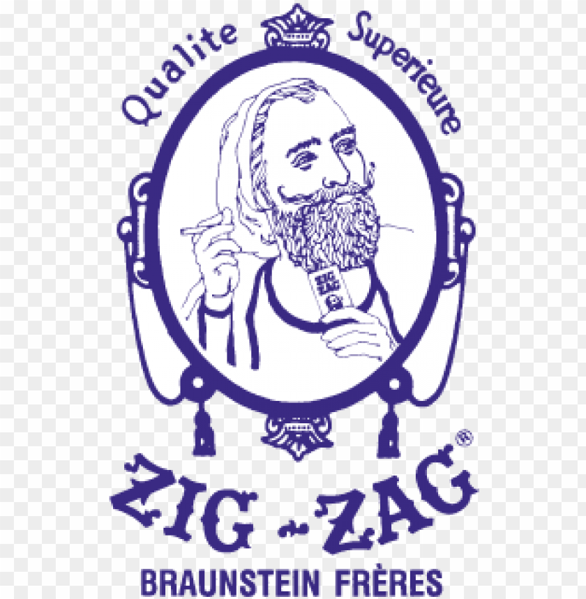 free PNG zig, zag vector logo, zag logo vector, download - zig zag rolling papers logo PNG image with transparent background PNG images transparent