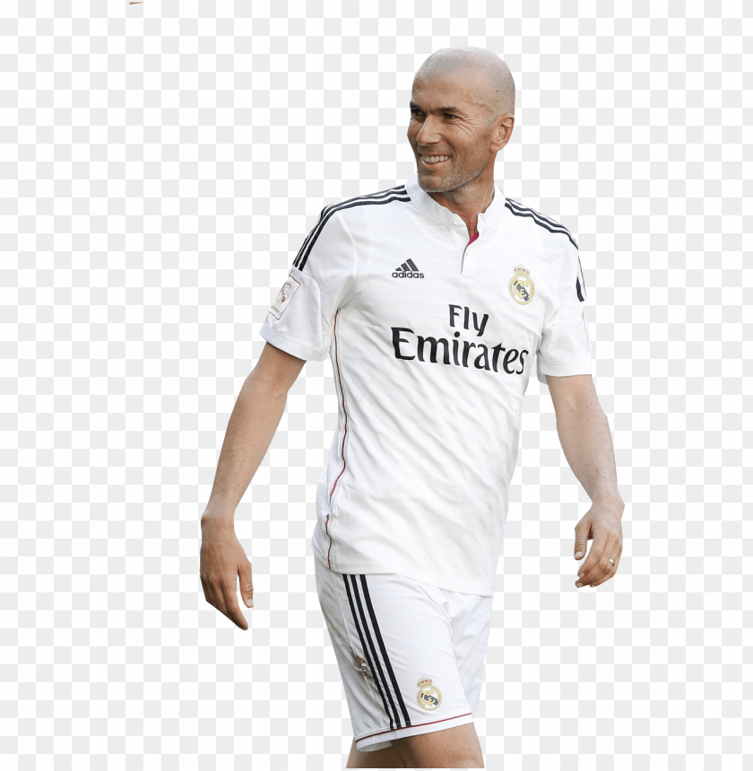 free PNG zinedine zidane - polo shirt PNG image with transparent background PNG images transparent