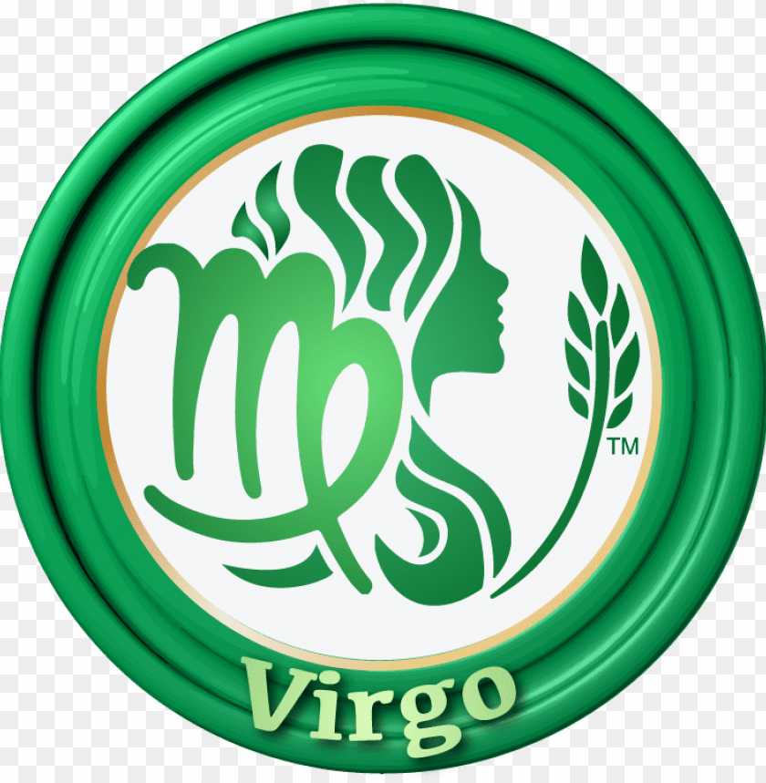 free PNG zodiac sign - virgo - virgo zodiac sign logo PNG image with transparent background PNG images transparent