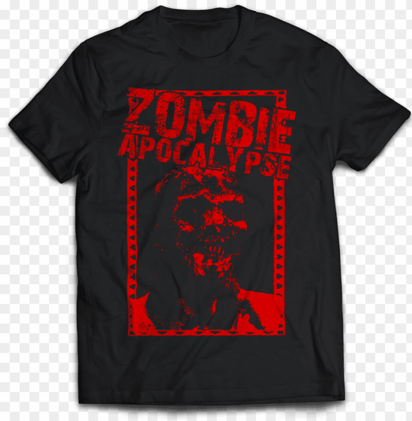 """free PNG zombie apocalypse """"red zombie"""" t-shirt - us navy logo shirt PNG image with transparent background PNG images transparent"""