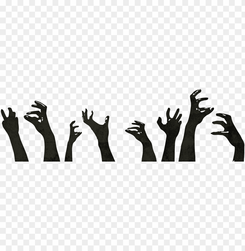 Zombie Hands Png Image With Transparent Background Toppng Zombie cartoon png collections download alot of images for zombie cartoon download free with high quality for designers. zombie hands png image with transparent