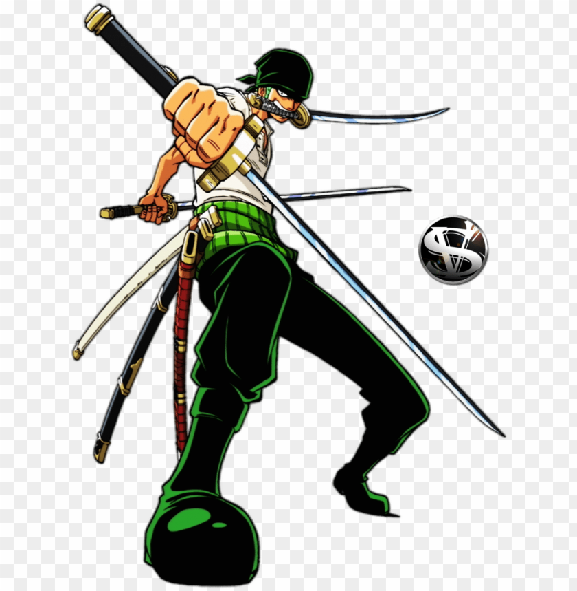 free PNG zoro render one piece photo - one piece zoro pre timeski PNG image with transparent background PNG images transparent