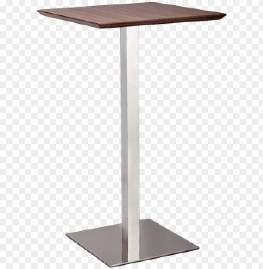 Zuo Modern Malmo Bar Table Walnut