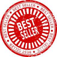 blank gold sticker - best seller PNG image with ...
