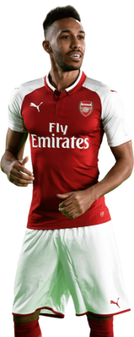 Download pierre-emerick aubameyang png images background ...