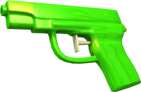 hand with gun no background PNG image with transparent ...